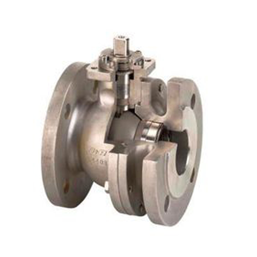 A+R metal seated ball valve