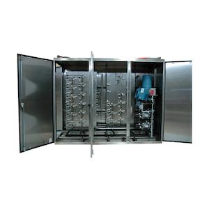 Carotek Control Panel