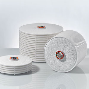 Eaton Becodisc filters stacked disc