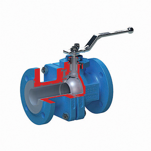 Flowserve Atomac Lined Ball Valves AKH2