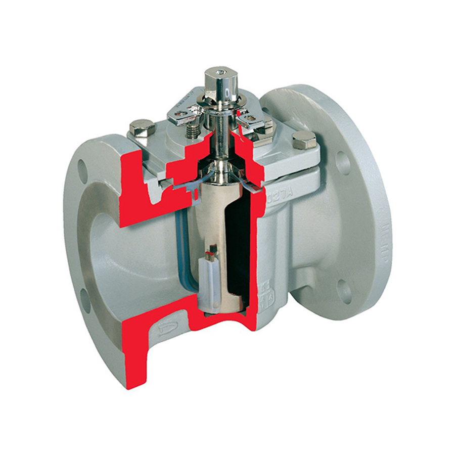 Flowserve Durco Lubricated Plug Valves Mach1