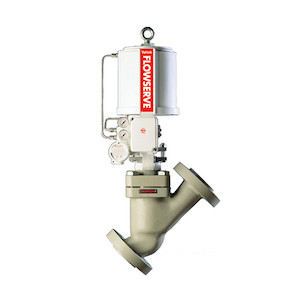 Flowserve Valtek control valve mark eight