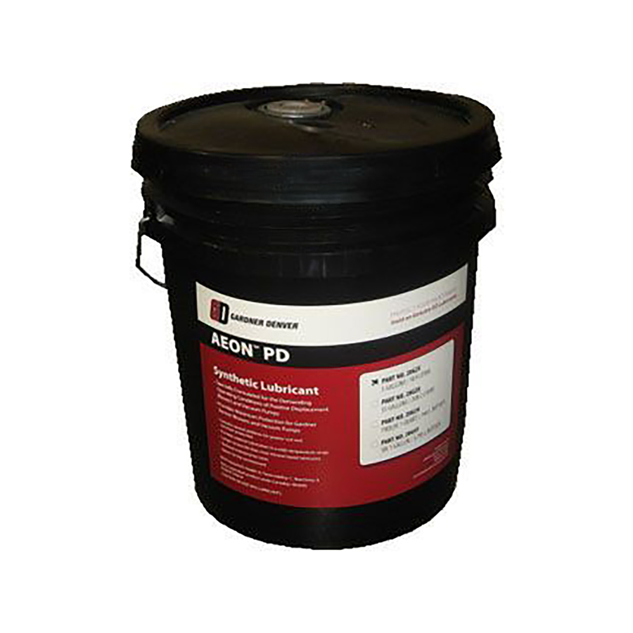 AEON PD Oil - Positive Displacement Synthetic Lubricant  - 5 Gallon Pail