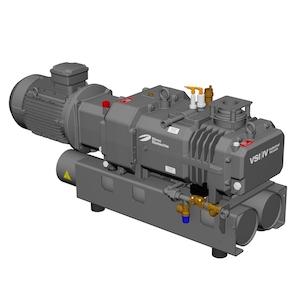 Elmo Rietschle Screw Vacuum Pumps-1