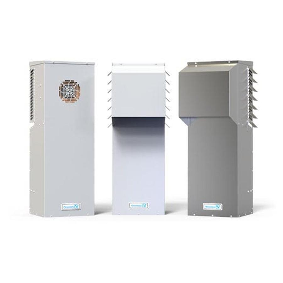 Pfannenberg air to air heat exchangers