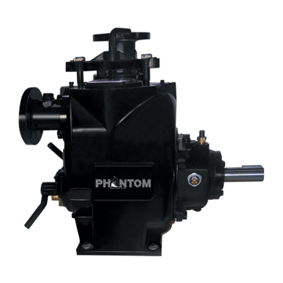 Phantom Pumps Self Priming pl4