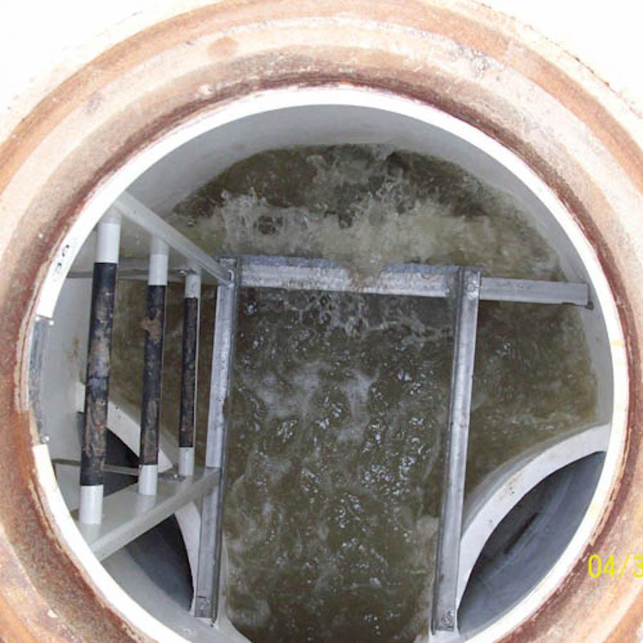 Plasti fab Energy Absorbing Manholes