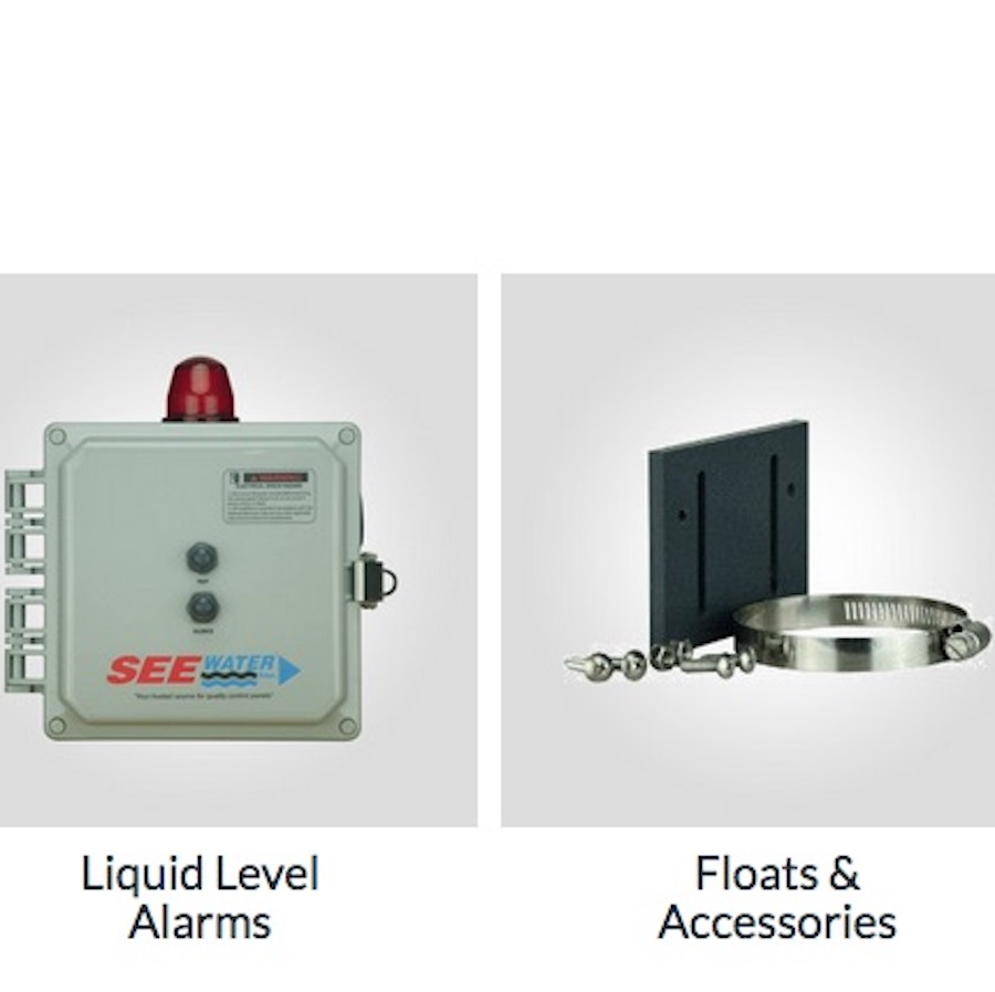 SeeWater product lines