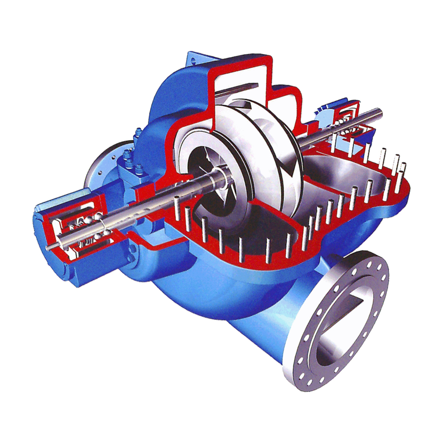 Truflo API Process Pump