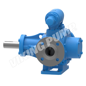 Viking pump rotary vane
