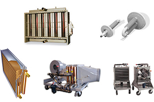 Steam & Hot Water Coils Sales |  Supplier | Carotek
