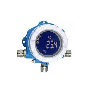 E+H temperature measurement tmt142