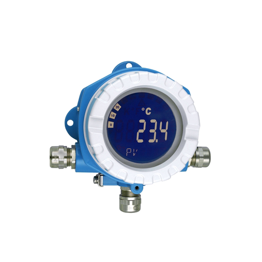 E+H temperature measurement tmt142