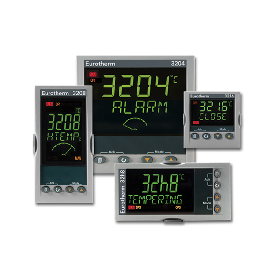 Eurotherm temperature controllers 3200 series