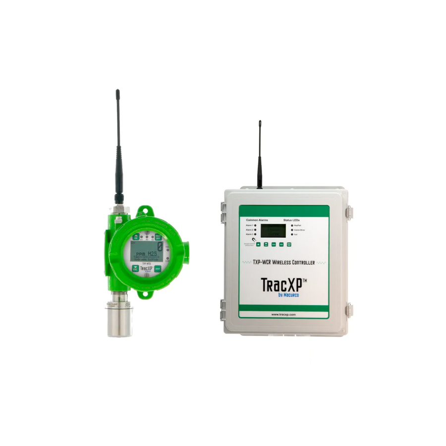 Marcurco gas detection wireless category