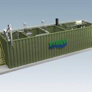 Smith Loveless titan mbr membrane bioreactor