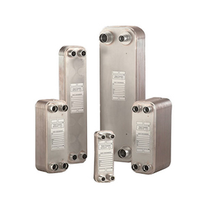 Standard Xchange Heat Exchanger - Brazed Plate