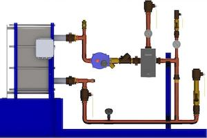 Commercial  & Institutional Hot Water Products