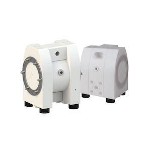 Almatec plastic aodd pumps