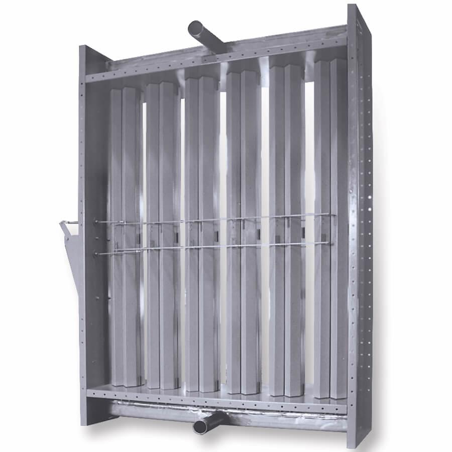 Armstrong Duramix vertical heating coils
