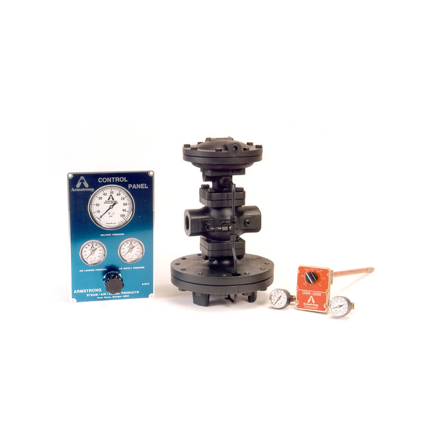 Armstrong Pneumatic Temperature Controllers