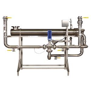 Armstrong Readitemp Emech Steam Hot Water System