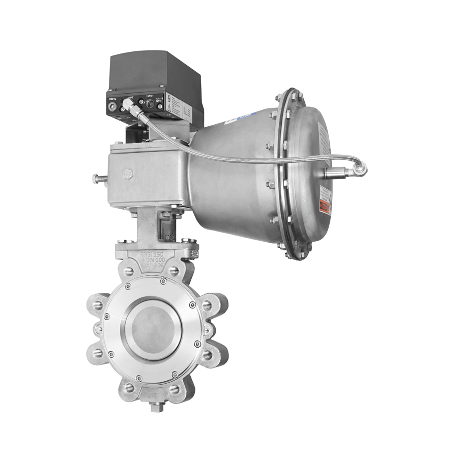 DeZURIK High Performance Butterfly Valve
