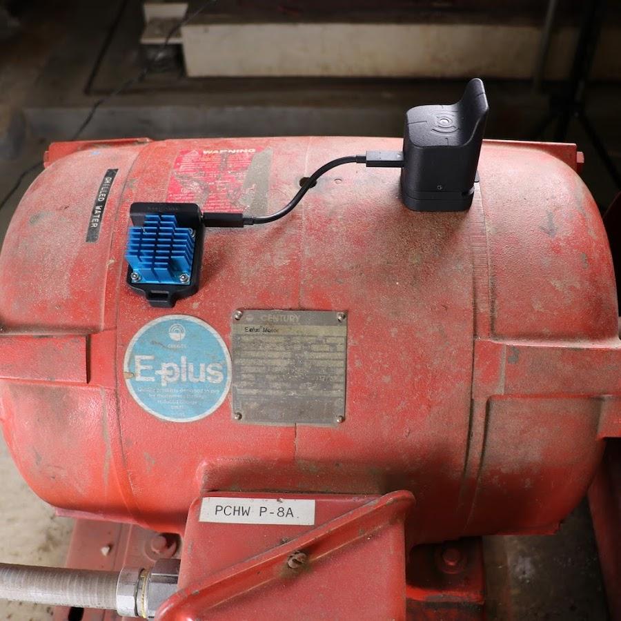Everactive Wireless Machine Health Monitor