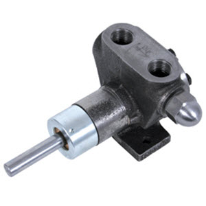 Viking Pump Model FH432 Cast Iron Gear Pump 4-0655-1133-501