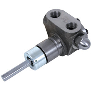 Viking Pump Model FH456 Cast Iron Gear Pump 4-0655-1733-524