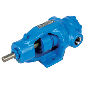 Viking Pump Model FH4724 Stainless Steel Gear Pump 4-0655-2632-001