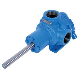Viking Pump Model HL432 Cast Iron Gear Pump 4-1412-1131-018
