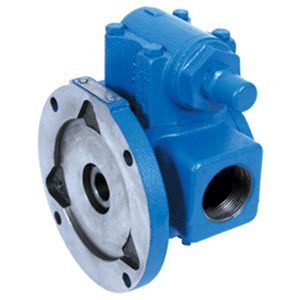 Viking Pump Model HL475 Cast Iron Gear Pump 4-1412-1832-521