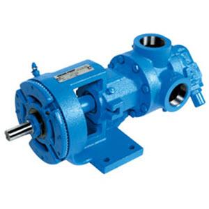 Viking Pump Model HL4124B Cast Iron Gear Pump 4-1412-26GA-503