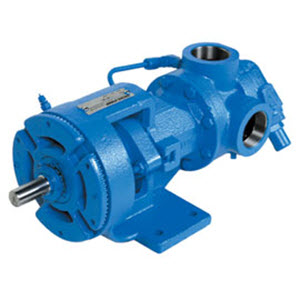Viking Pump Model H4124A Cast Iron Gear Pump 4-1462-263A-558-3