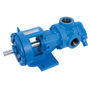 Viking Pump Model H4124B Cast Iron Gear Pump 4-1462-26GA-502