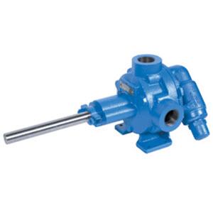 Viking Pump Model K32 Cast Iron Gear Pump 4-2515-1111-002
