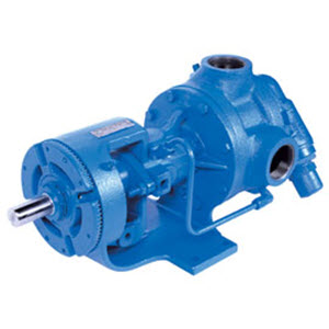 Viking Pump Model KK124A Cast Iron Gear Pump 4-2520-261A-001