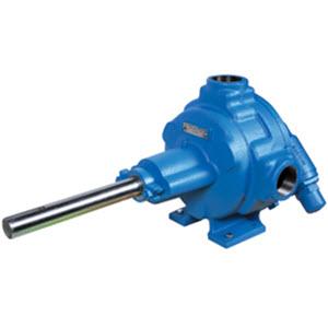 Viking Pump Model L32 Cast Iron Gear Pump 4-3320-1111-118