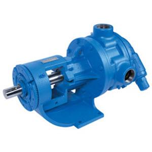 Viking Pump Model L4124B Cast Iron Gear Pump 4-3320-26GA-547