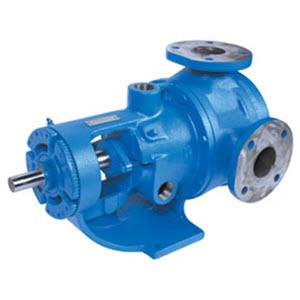 Viking Pump Model LQ224A Cast Iron Gear Pump 4-3320-662A-087-2