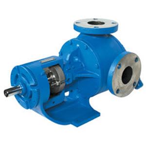 Viking Pump Model LL124A Cast Iron Gear Pump 4-3325-262A-501