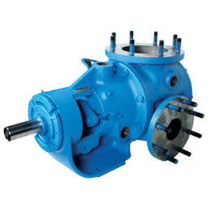 Viking Pump Model Q224A Cast Iron Gear Pump 4-4430-662A-003