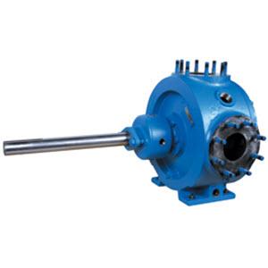 Viking Pump Model M34 Cast Iron Gear Pump 4-5530-6321-002
