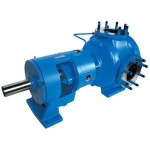 Viking Pump Model N324A Cast Iron Gear Pump 5-5550-262A-007-2 RH