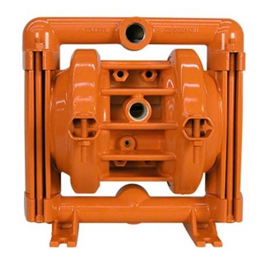 "Wilden AODD Pump - P2 - 02-12441 - 25 mm (1"") Pro-Flo® Series Clamped Aluminum Pump with Viton"