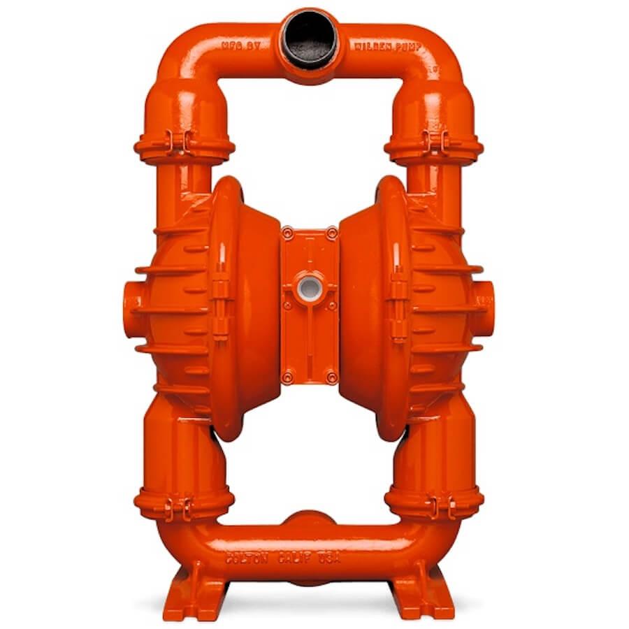 "Wilden AODD Pump - P8 - 08-0120 - 51 mm (2"") Pro-Flo® Series Clamped Aluminum Pump wih Neoprene Ultra-Flex"