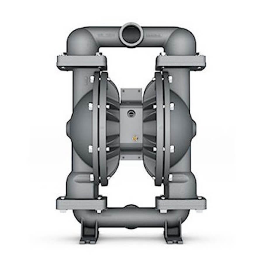 """Wilden AODD Pump - XPS820 - 08-14569 - 51 mm (2"""") Pro-Flo® SHIFT Series Bolted Stainless Steel Pump with Santoprene (Wilflex)"""